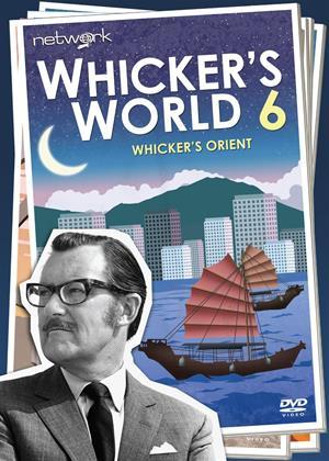 Rent Whicker's World 6: Whicker's Orient Online DVD Rental