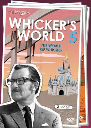 Rent Whicker's World 5: The World of Whicker Online DVD Rental