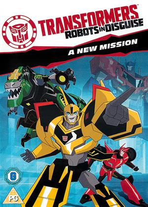 Rent Transformers: Robots in Disguise: A New Mission Online DVD & Blu-ray Rental