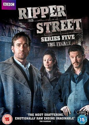 Rent Ripper Street: Series 5 (aka Ripper Street: Series 5: The Finale) Online DVD & Blu-ray Rental