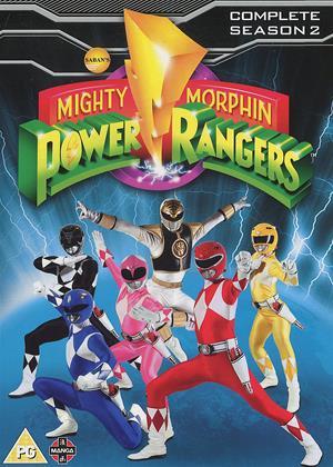 Rent Mighty Morphin Power Rangers: Series 2 Online DVD & Blu-ray Rental