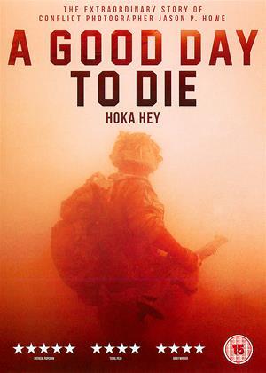 Rent A Good Day to Die (aka A Good Day to Die, Hoka Hey) Online DVD Rental