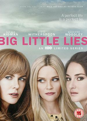 Big Little Lies Online DVD Rental