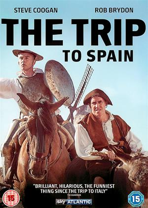 The Trip to Spain Online DVD Rental