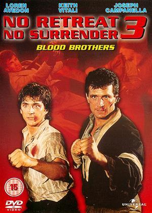 Rent No Retreat No Surrender 3 (aka No Retreat, No Surrender 3: Blood Brothers) Online DVD Rental