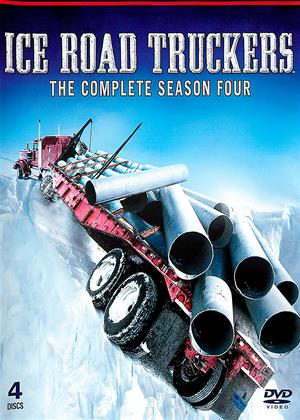Rent Ice Road Truckers: Series 4 Online DVD Rental