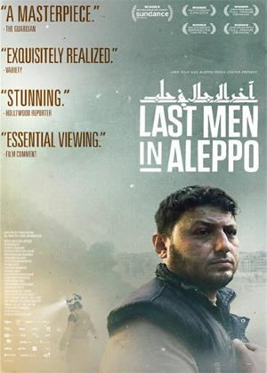 Rent Last Men in Aleppo (aka De sidste mænd i Aleppo) Online DVD Rental