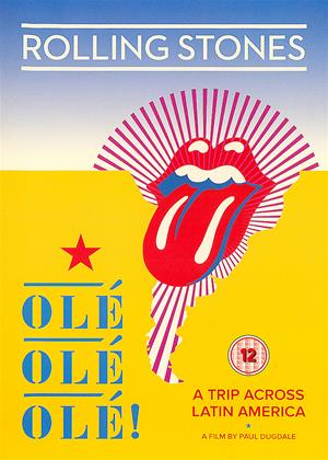Rent The Rolling Stones: Olé Olé Olé! (aka The Rolling Stones: Olé Olé Olé!: A Trip Across Latin America) Online DVD & Blu-ray Rental