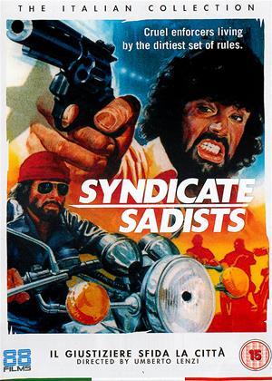 Rent Syndicate Sadists (aka Il giustiziere sfida la città / Rambo's Revenge) Online DVD & Blu-ray Rental