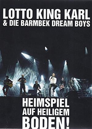 Rent Lotto King Karl and Die Barmbrek Dream Boys: Heimspiel Auf Heiligem Boden Online DVD Rental