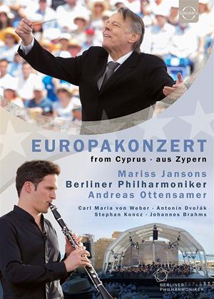 Rent Europa Konzert 2017: Berliner Philharmoniker (Mariss Jansons) (aka Europakonzert 2017) Online DVD Rental