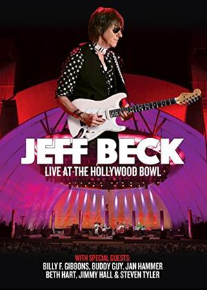 Rent Jeff Beck: Live at the Hollywood Bowl Online DVD Rental