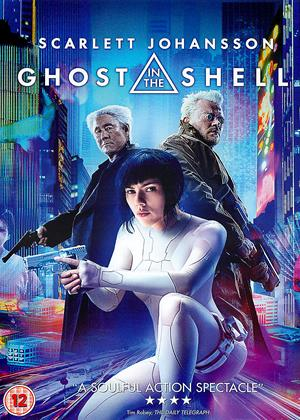 Rent Ghost in the Shell Online DVD Rental