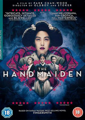 The Handmaiden Online DVD Rental