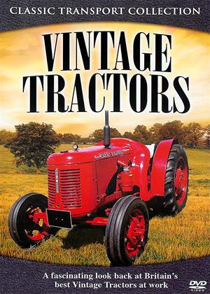 Rent Classic Transport Collection: Vintage Tractors Online DVD Rental