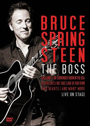 Rent Bruce Springsteen: The Boss: Live on Stage Online DVD Rental