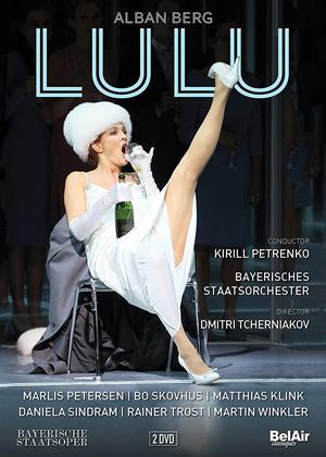 Rent Lulu: Bayerisches Staatsorchester (Kirill Petrenko) Online DVD Rental