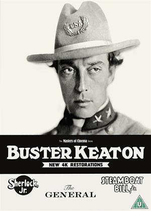 Rent Buster Keaton Collection (aka Sherlock Jr., The General, Steamboat Bill, Jr.) Online DVD Rental