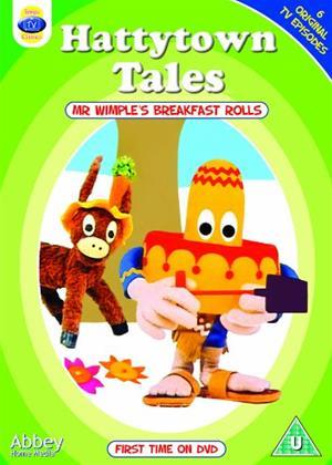 Rent Hattytown Tails: Mr. Wimpole's Breakfast Rolls Online DVD Rental