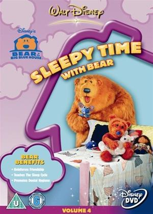 Rent Bear in Big Blue House: Sleepy Time with Bear Online DVD Rental