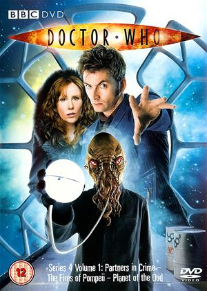 Rent Doctor Who: New Series 4: Vol.1 Online DVD & Blu-ray Rental