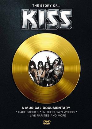 Rent Kiss: The Story of Kiss Online DVD Rental