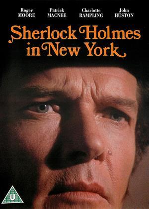 Rent Sherlock Holmes in New York Online DVD Rental