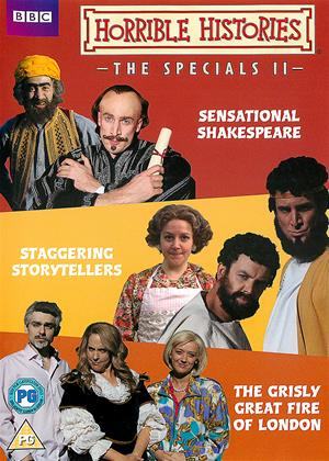Horrible Histories: The Specials II Online DVD Rental
