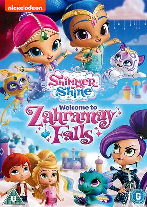 Rent Shimmer and Shine: Welcome to Zahramay Falls Online DVD & Blu-ray Rental