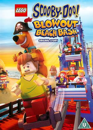 Rent Lego Scooby-Doo!: Blowout Beach Bash Online DVD Rental