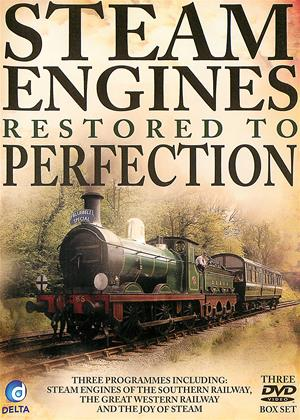 Rent Steam Engines: Restored to Perfection Online DVD Rental