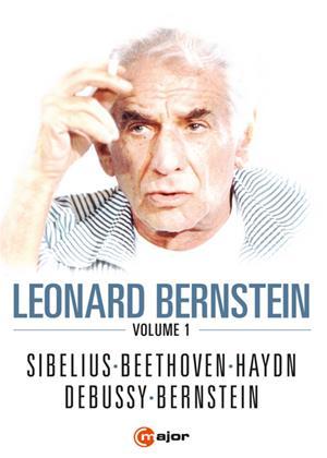 Rent Leonard Bernstein: Vol.1 Online DVD Rental