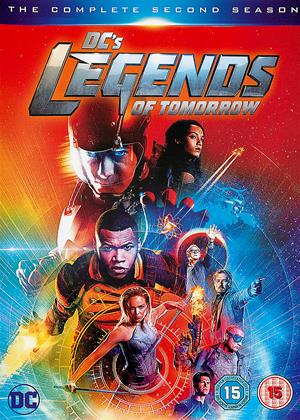 Rent Legends of Tomorrow: Series 2 (aka DC's Legends of Tomorrow) Online DVD Rental