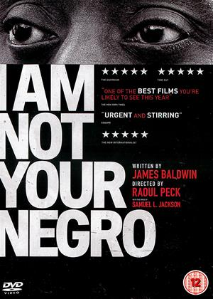 I Am Not Your Negro Online DVD Rental