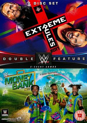 Rent WWE: Extreme Rules 2017 Online DVD & Blu-ray Rental
