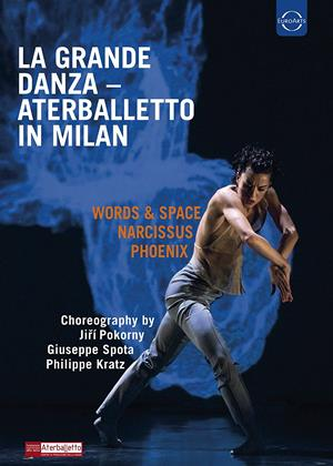 Rent Le Grande Danza: Aterballetto in Milan Online DVD Rental