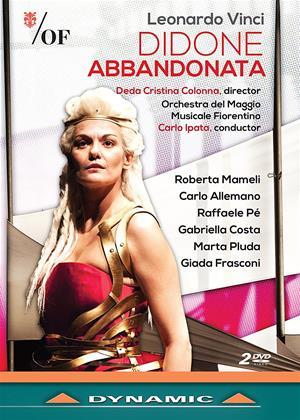 Rent Didone Abbandonata: Opera Di Firenze (Carlo Ipata) Online DVD Rental