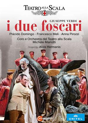 Rent I Due Foscari: Teatro Alla Scala (Michele Mariotti) Online DVD Rental