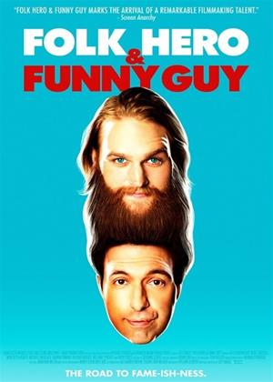 Rent Folk Hero and Funny Guy Online DVD Rental