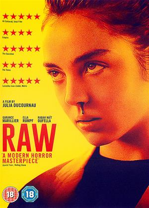 Rent Raw (aka Grave / Freaking) Online DVD & Blu-ray Rental