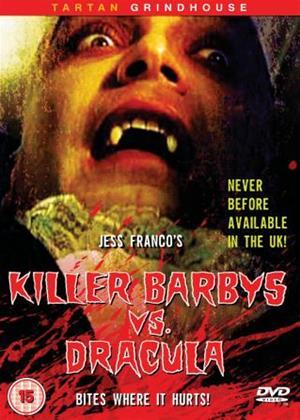 Rent Killer Barbys vs. Dracula Online DVD & Blu-ray Rental