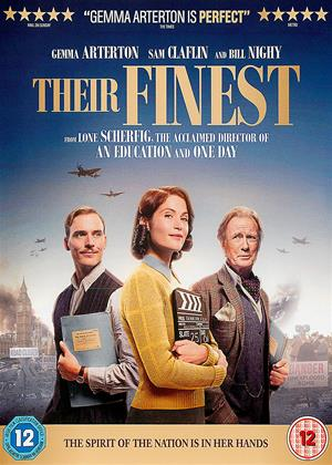 Rent Their Finest (aka Their Finest Hour) Online DVD Rental
