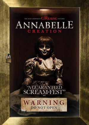 Rent Annabelle: Creation (aka Annabelle 2) Online DVD Rental
