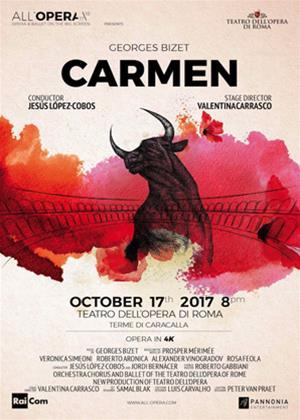 Rent Carmen: Teatro Dell'Opera Di Roma (Jesus Lopez-Cobos) Online DVD Rental