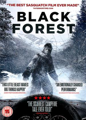 Rent Black Forest (aka The Sighting / Travis) Online DVD Rental