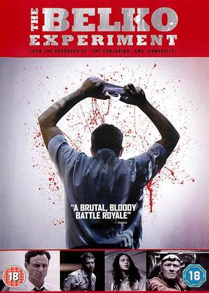 Rent The Belko Experiment Online DVD Rental