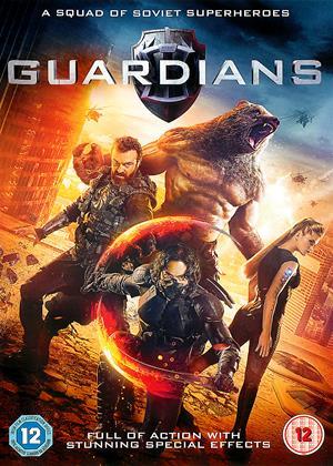 Rent Guardians (aka Zashchitniki) Online DVD Rental