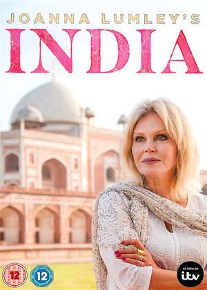 Rent Joanna Lumley's India Online DVD Rental