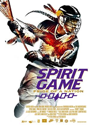 Rent Spirit Game: Pride of a Nation Online DVD Rental