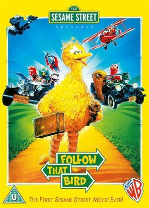Rent Follow That Bird (aka Sesame Street Presents: Follow that Bird) Online DVD Rental
